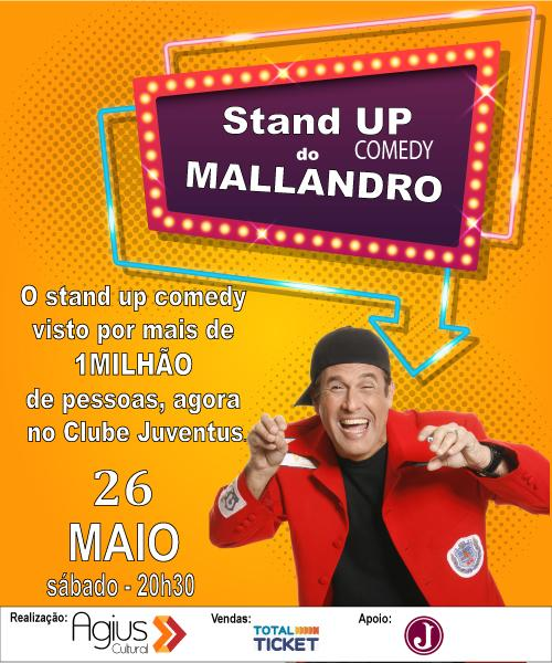 STAND UP DO MALLANDRO
