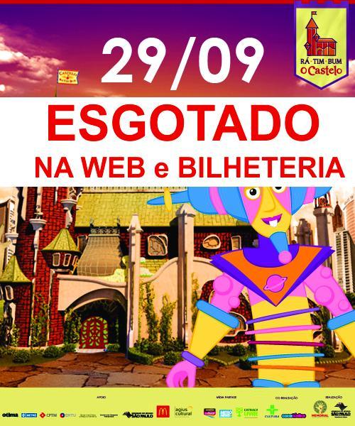 EXPOSIÇÃO - RÁ-TIM-BUM O CASTELO