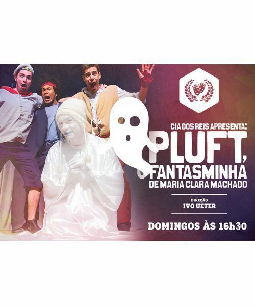 PLUFT - O FANTASMINHA